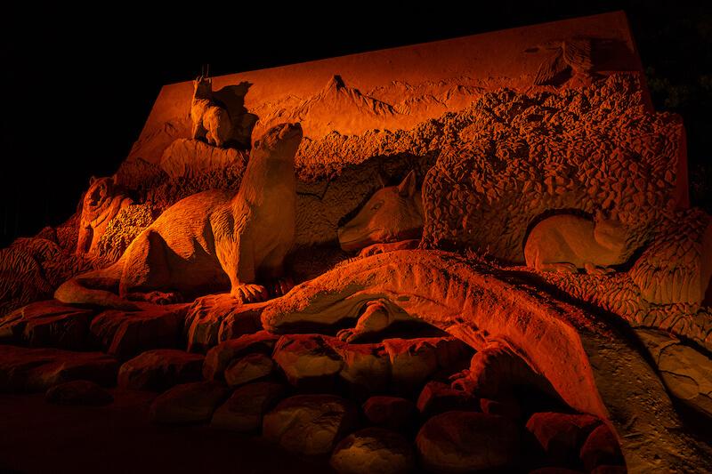 ASHIYA Sand Craft Exhibition