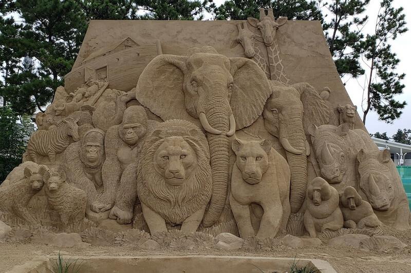 Sand Craft