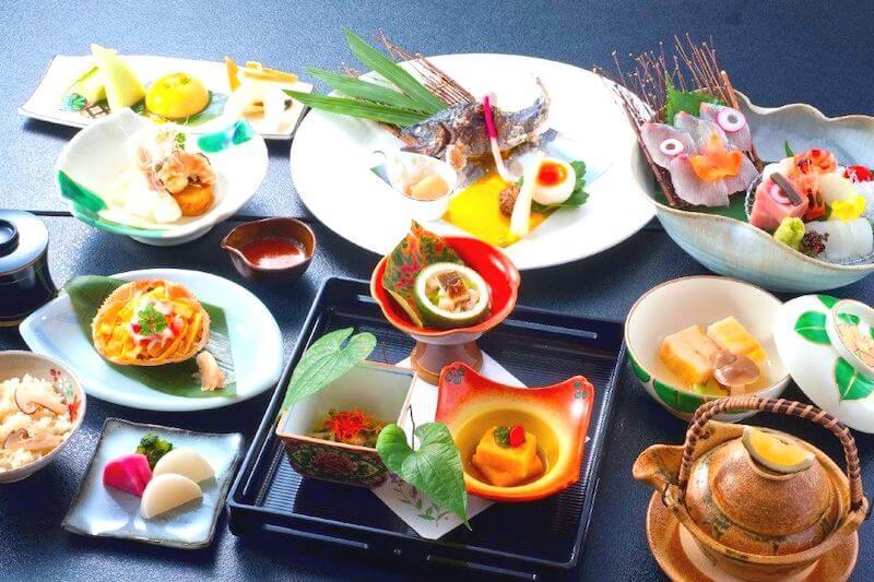 日本懐石料理